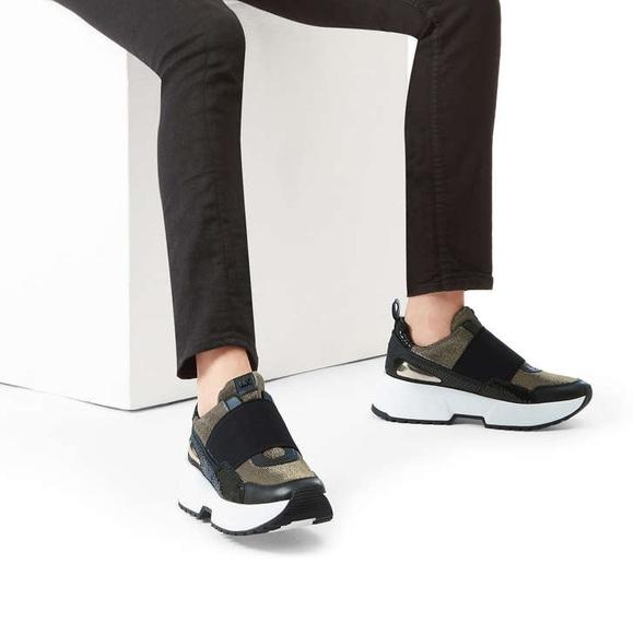 Michael Kors Cosmo Slip On Sneakers